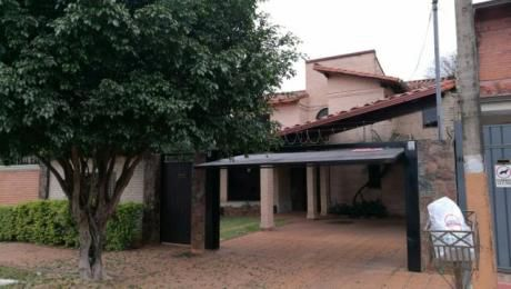 Oferta Hermosa Residencia En Fernando De La Mora - Zona Norte