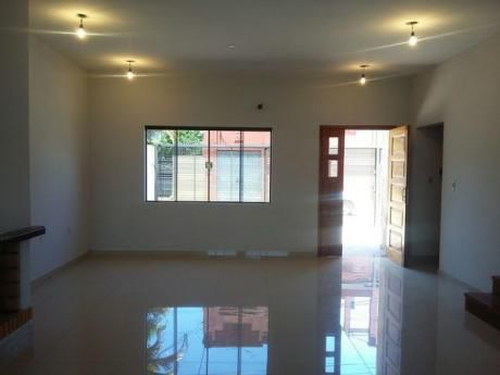 AsunciÓn / Hermosa Casa A Estrenar De 3 Dormitorios