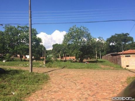 Oferto En Lambaré Hermoso Terreno De 360 Mts2 A Pasos De Avda. San Isidro