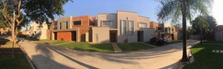Vendo Duplex A Estrenar En Bo Cerrado De Luque !  Con Club House Y Pileta