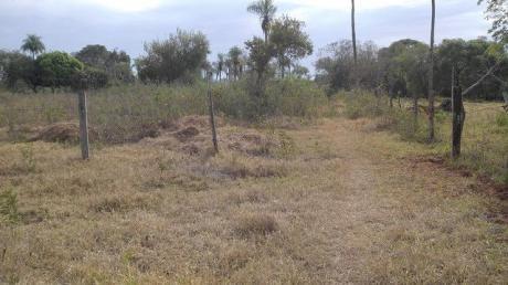 Vendo Terreno En Itagua- 1260 M2