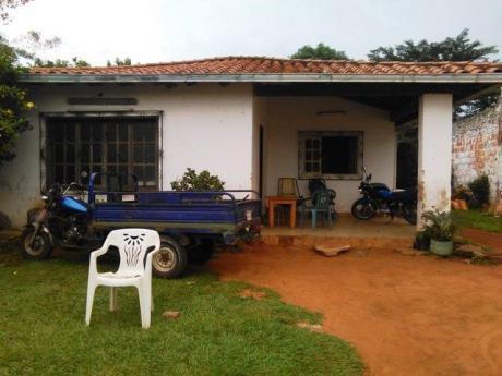 Vendo Casa En Fernando De La Mora- Zona Sur