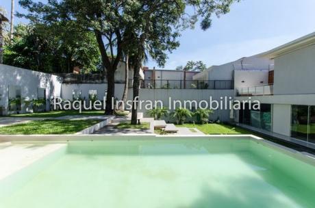 Alquilo Importante Casa En La Zona Del Club Centenario.