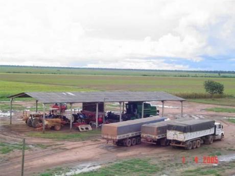 Propiedad De 5.825 Hectáreas Entre Iguazú Y Sta Rosa Del Monday. Alto Parana