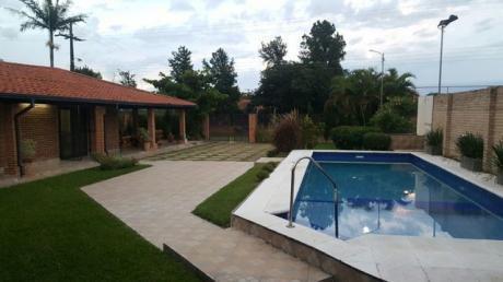 Vendo Hermosa Casa Toda En Planta Baja En San Bernardino..