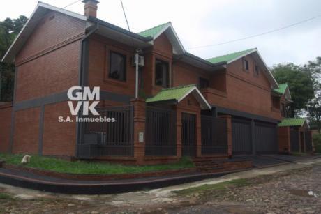 Vendo Duplex A Estrenar En Lambare, Zona Avda. Perón