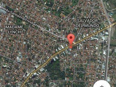 Sobre Aviadores Del Chaco C/ Perenciolo Merlo, Terreno De 956 M2. En Oferta.