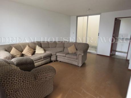 Alquiler De Amplia Casa En Condominio Villa Club - Carabayllo