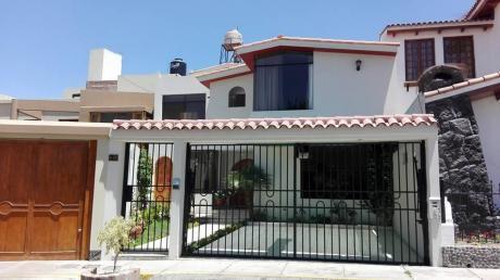 Se Alquila Casa En Yanahuara - #067