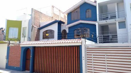 Se Alquila Hermosa Casa En Cerro Colorado El Rosario - #054