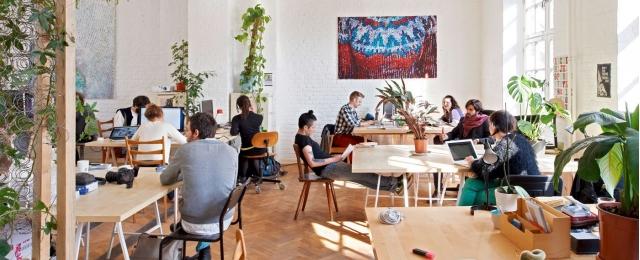 El coworking se instala en Asunción