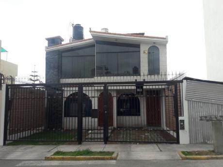 Se Alquila Casa Sin Amoblar En Cerro Colorado - #039
