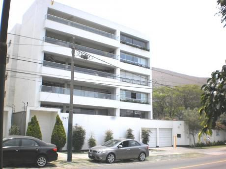 Departamento Duplex En Santiago De Surco.