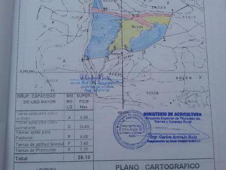 Copia De Hermoso Terreno En Chanchamayo De 26 Hectáreas A 25