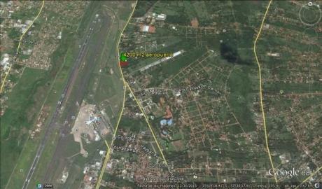4.000m2 Aeropuerto