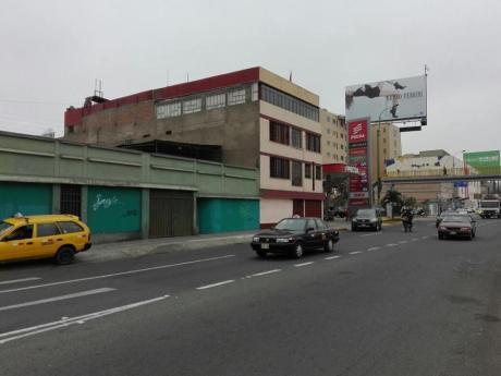 Id 54136 - Alquilo Local Comercial En Av Javier Prado