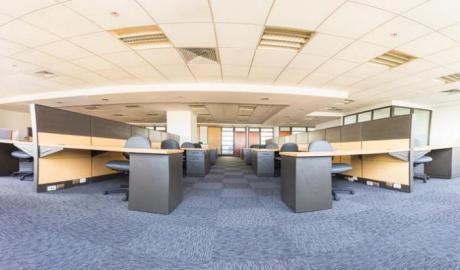 Alquilo Oficinas Implementadas Z/financiera San Isidro De 413 A 975 M2