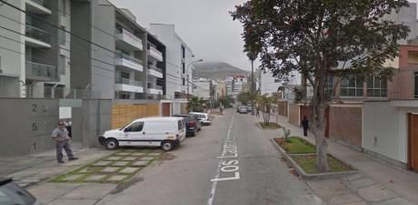 Vendo Casa Como Terreno En Valle Hermoso - Surco 316 M2 4 Dorm.