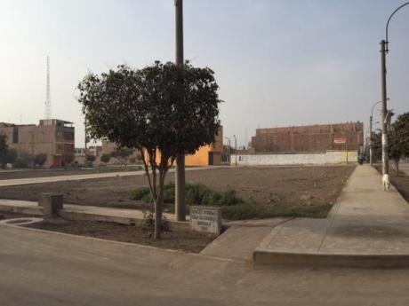 Terreno Comercial - Espalda Mercado Huamantanga