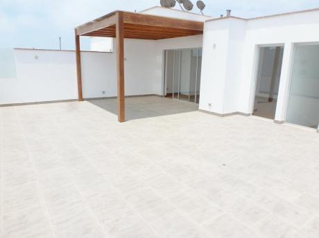 Venta San Isidro Duplex De Estreno 3 Dorm., Terraza, Limite Con Miraflores