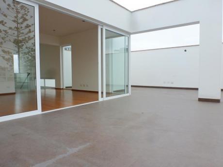 Venta San Isidro Duplex Penthouse Estreno, 3 Dorm., Terrazas Grandes