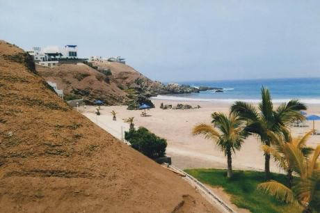 Hermosa Casa De Playa, Club Palillos Km. 116 Panamericana Sur