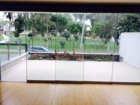 Exclusivo Departamento Frente A Parque En Miraflores