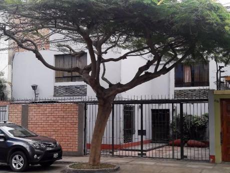 San Isidro, Córpac Casa Residencial E Ideal Embajadas O Estacionamiento