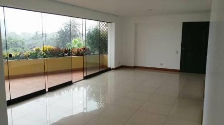 Alquiler De Departamento De 160 M2 Zona Exclusiva De La Molina