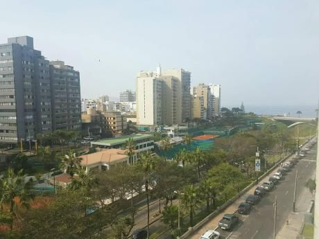 Departamento En Malecón Miraflores