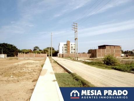 Lote Terreno 200 M2 Urbanización Galenos II