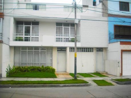 Casa En Venta En Pueblo Libre