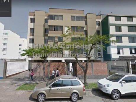 Lindo Departamento En Alquiler – San Borja Limite Con San Isidro (guardia Civil)