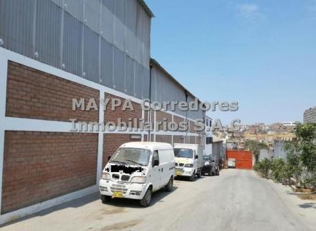 Local Industrial 512.08 M2 Alquiler - Villa El Salvador