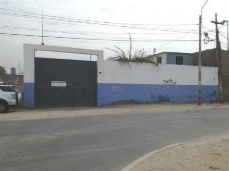 Local Industrial Comercial En Alquiler – San Juan De Lurigancho