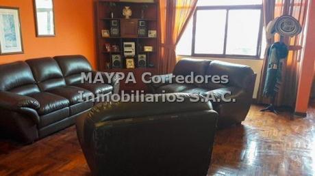 Departamento En Venta En La Molina, Con Vista A Parque, Ideal Inversión
