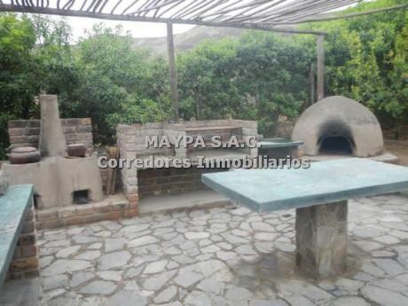 Precioso Terreno En Venta En Pachacamac – Fundo San Fernando – 5,338 M2