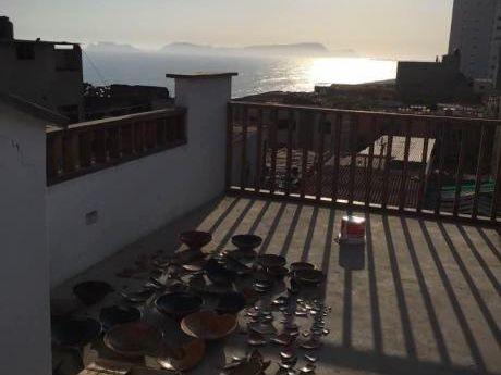 Bella Casita En Venta Con Vista Al Mar En Magdalena Del Mar, Malecón Castagnola