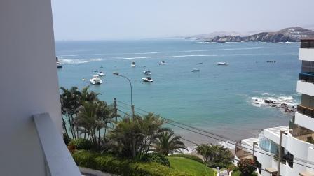 Alquiler De Departamento En Playa Embajadores (linda Vista Al Mar)