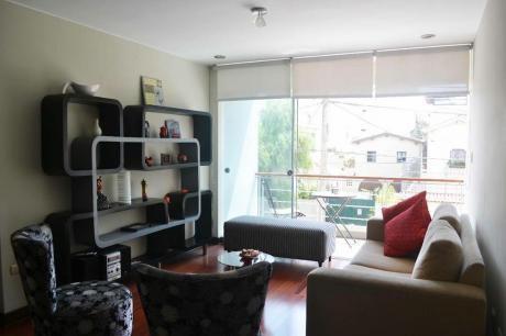 Amplio Y Luminoso Flat 03 Dorm. Con Vista Exterior