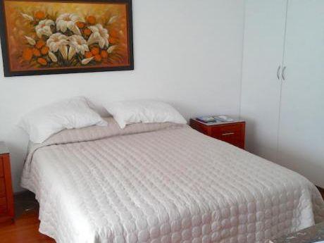Acogedor Departamento 01 Dormitorio En Linda Zona De Miraflores