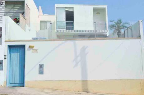 ¡ocasión! Venta Casa De Playa En Naplo Con Preciosa Vista Al Mar