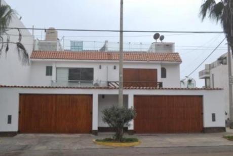 Casa Playa Naplo Full Amoblada A Solo Una Cuadra Del Malecón