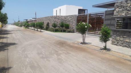 Vendo 2 Hermosos Terrenos En Urb Playeros Mejía Con Vista Al Mar Trato Directo