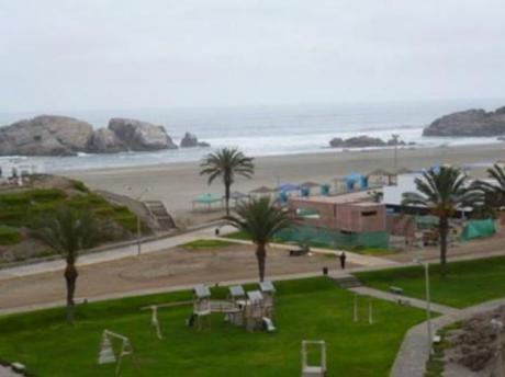"Lotes 1ra Fila, Playa ""las Palmeras"" Km 123.7 Panamer. Sur - Cañete. At. 200 M2"