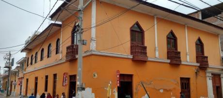 Local Comercial. Jr Ayacucho Cdr 4 Esquina Con Arequipa Cdra 9. At.223 M2
