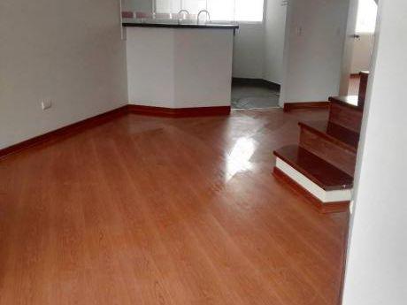 Duplex De Estreno, 4 Dorm., Pueblo Libre