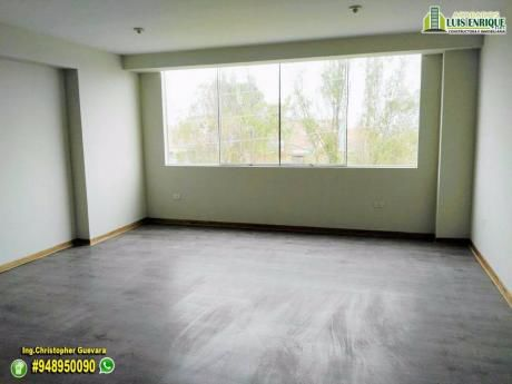 Estreno 4° Piso, Estreno, Duplex, 109 M2,03 Hab, Frente Parque - Upn San Isidro