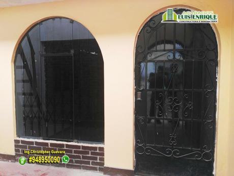 Ocasión! Casa,01 Piso, 04 Habitaciones,140 M2,urb. Santa Isabel, Trujillo