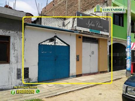 Casa 2 Pisos, 04hab, Cochera,160 M2,190 M2, Av Honorio Delgado Urb. El Bosque